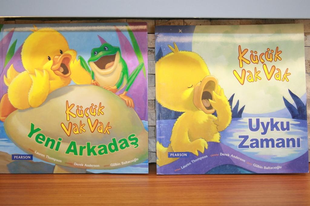 Küçük Vak Vak / Çocuk Kitapları
